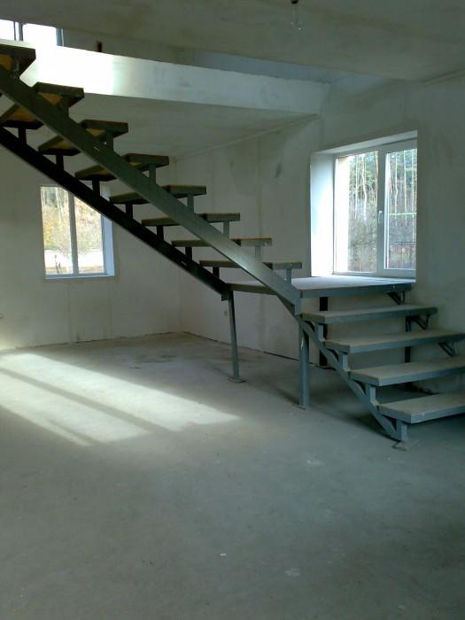 Продам дачу в Орловщине. ОП 100 кв.м. Высокие потолки. Два этажа. Под чистовую о 62401
