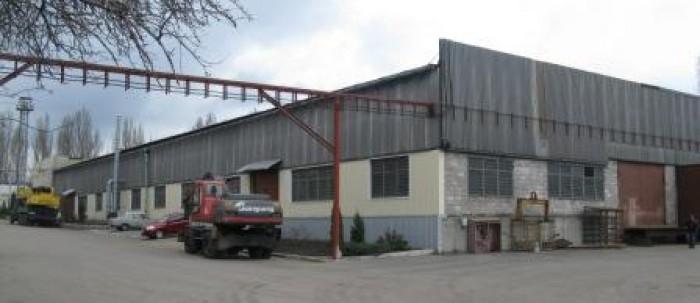 Продается производственно-складской комплекс г. Донецк Буденновский район, двухэ 64543