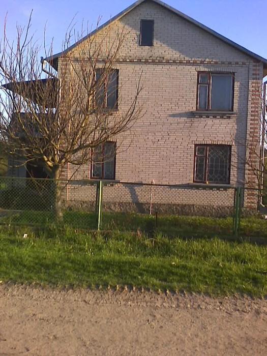 с. Мощаниця (3км от с. Дерно), продається 2-поверховий цегляний будинок, площа 1 62481