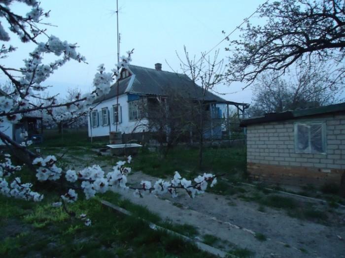 Жилой дом, участок 13соток на берегу Каховского водохранилища. Вода в доме и во  62496