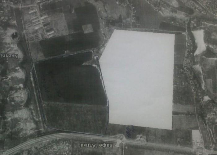 Продажа приватизированного участка в Полтаве, над трассой Киев-Харьков, общей пл 63301
