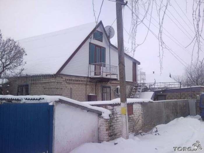 ПРОДАЕТСЯ Добротный дом, участок 12 соток, на берегу Каховского водохранилища со 62533
