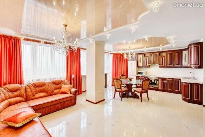 Сдам 3х комнатную квартиру по ул. Просп. Ленина 214, Этаж 2/5, ремонт VIP уровня 611285