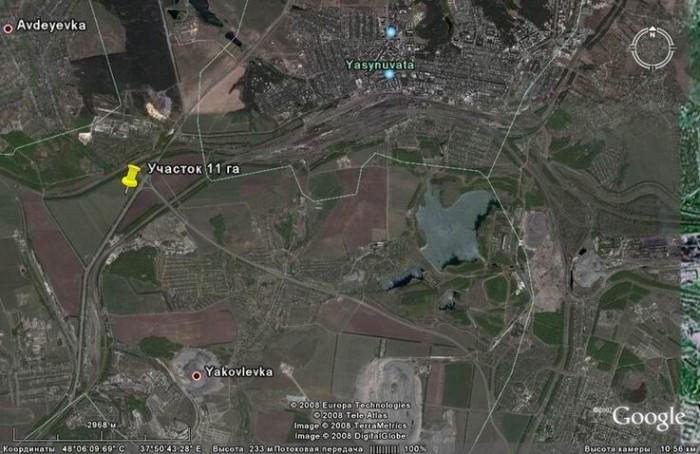 Продаем земельный участок 11,22Га. Фасадная часть 600м, ширина участка -170м. Уч 63308