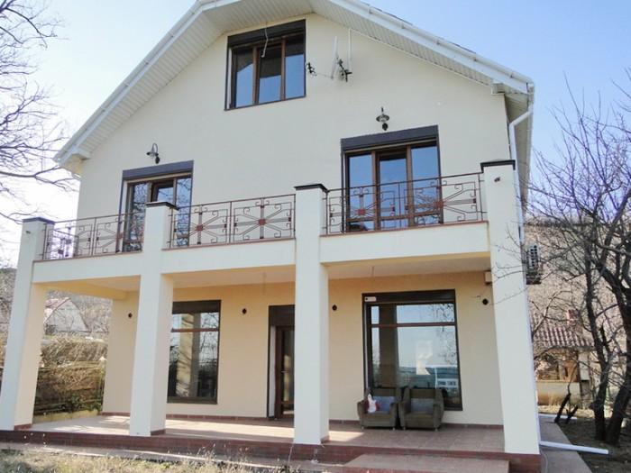 Продается хороший дом качественной постройки 2009 г. с панорамным видом на море. 62542