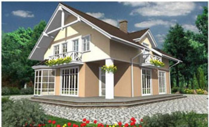 Коттеджный поселок находится на 26-м километре трассы Киев-Житомир, расположен н 621024