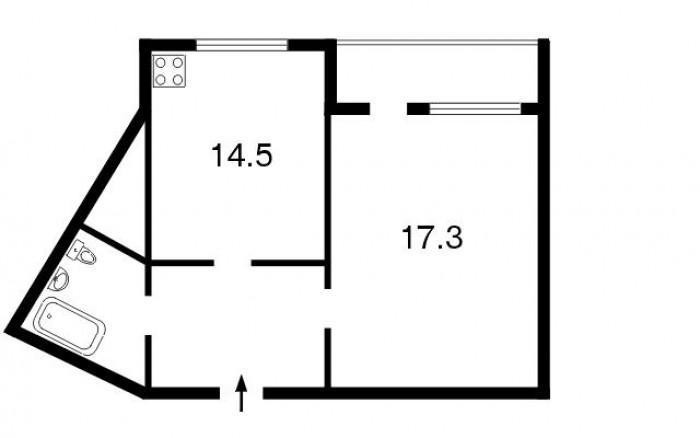 Урловская 19, 1923, 451814,5 дом 2009 годаСдается 1-я квартира с 1 марта  для се 612511