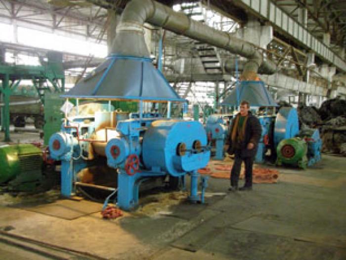 Продается действующий ООО НПП Лисичанский резинотехнический завод, общей площадь 641036
