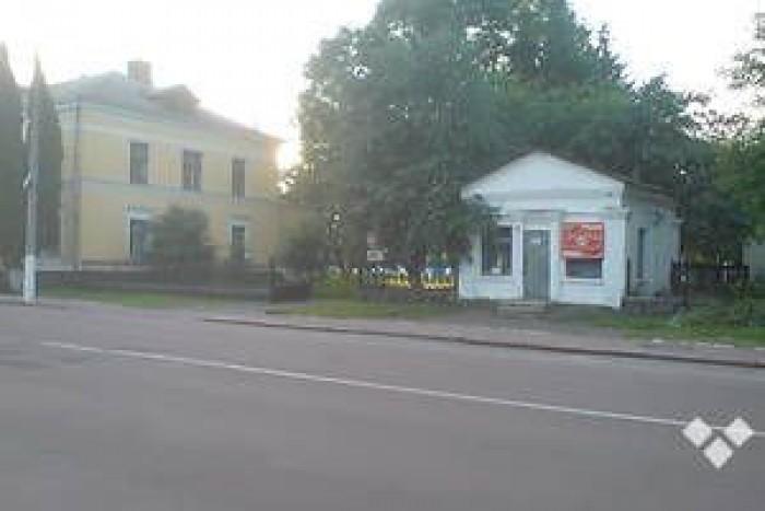 Продається магазин в смт. Лугини (Житомирська обл.) в самому центрі селища, навп 641041