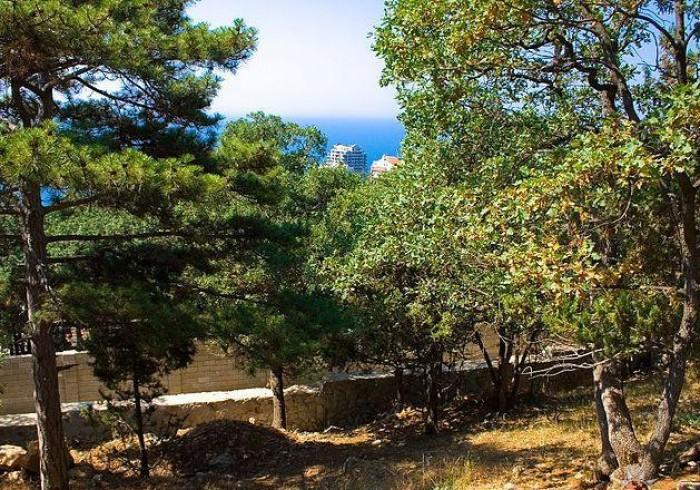 Продаётся участок в Крыму. 10 соток в Мисхоре, 500 м. от моря. Частная собственн 63617