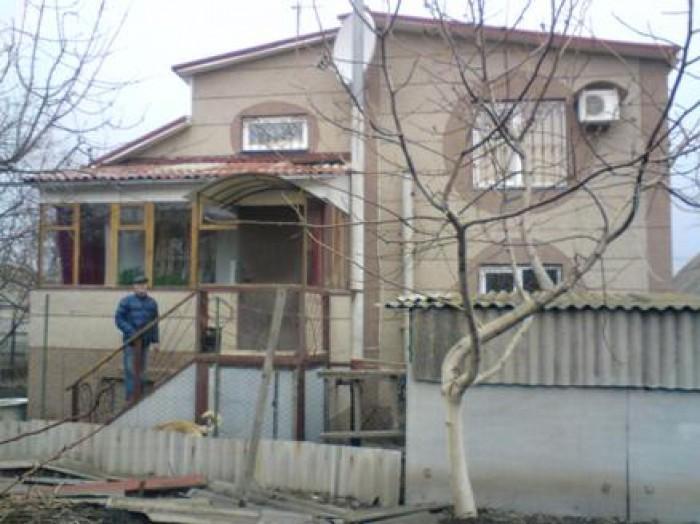 Продаётся  новый  дом  в  г. Луганске,  (в районе  пос.  Юбилейный).  ЕВРОСТИЛЬ. 621140