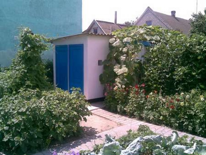 15 соток, зелень. Дом, гараж, места для авто, подвал, летняя кухня, хоз.постройк 621161