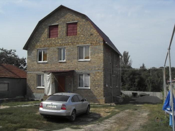 Продам дом, г.Николаев, Комунаровская,343-х этажный, 5 комнат, ракушняк, бетонны 621183