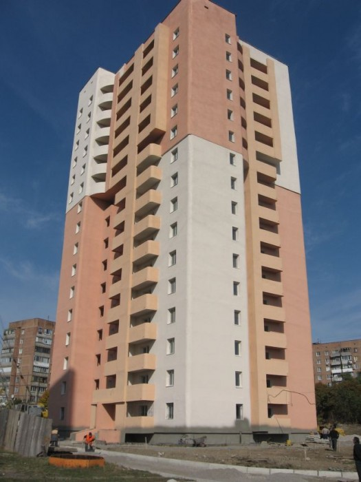 Продажа 1 комнатной квартиры в новом жилом шестнадцатиэтажном доме по ул. Аравий 612986