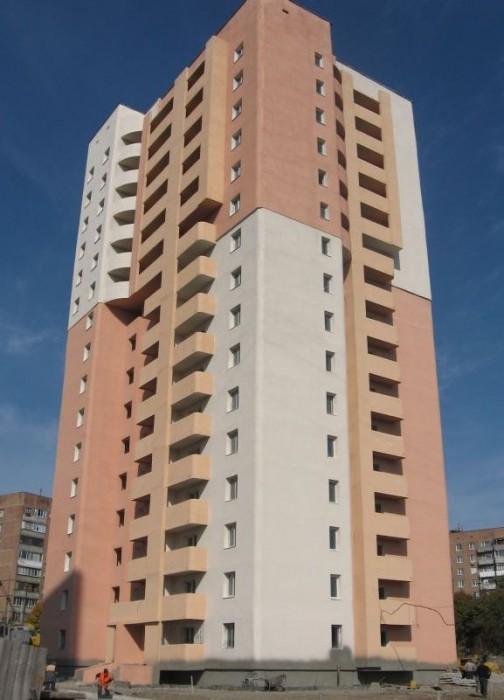 Продажа 3-х комнатной квартиры в новом жилом шестнадцатиэтажном доме по ул. Арав 612991