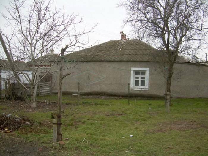 Продаю дом на берегу Чёрного моря в п.Опасное. Дом  4 комнаты, 60 кв.м., состоян 621327