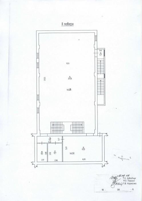 Предлагаем Вам купить помещение площадью 805 кв м, которое находится в самом цен 641250