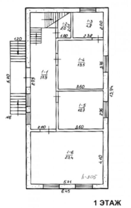 Продаю дом в Воскресенске, у реки, 2 этажа, газ, канализация, водопровод, 3 фазы 621376