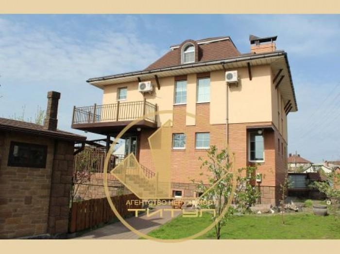 Продажа дома в Черкассах  с авторским дизайном и евроремонтом.Площадь дома  240к 621420