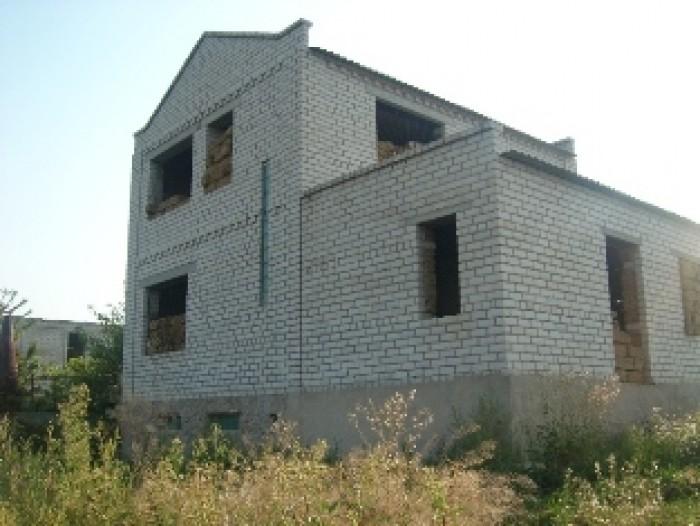 Дом, Тельмана,30км от Херсона, 2 этажа с верандой 150кв.м, без внутр. работ, рак 621453