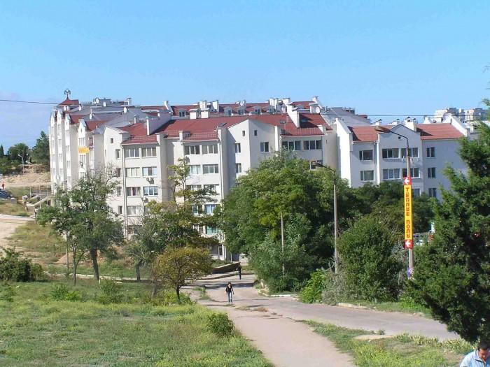 Продаются апартаменты мансардного типа площадью 65м2. Оригинальная планировки с  613369