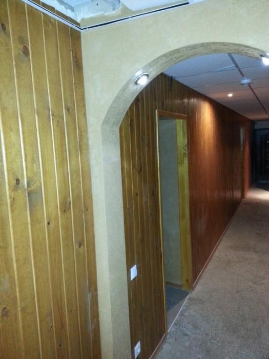 Помещение состоящее из 5 комнат, коридора и огромного Холла, общей площадью 170  641350