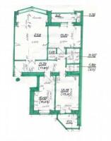 3 кім, 84Продається квартира в новобудові за адресою м.Львів, вул. Тракт Глинянс 612905