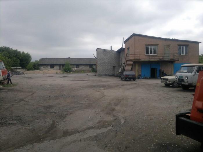 Действующее производство шлакоблока.Общая площадь 3263кв.м., асфальтируемая терр 641413