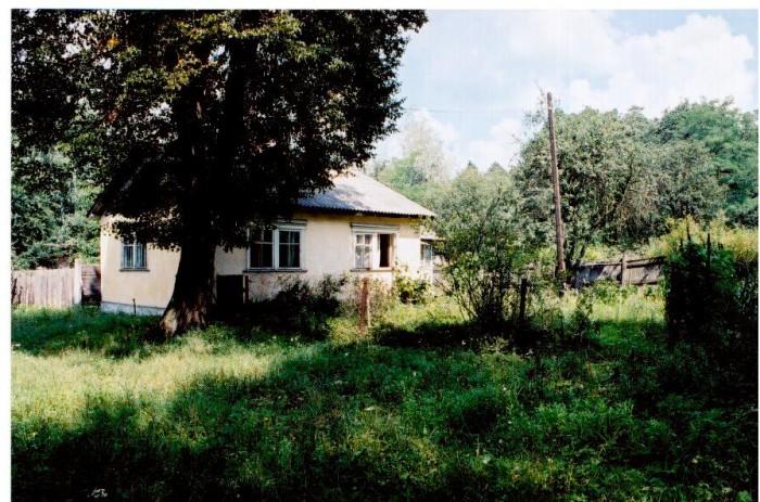Продаю земельный участок 16сот и дом 78м2. Расположен на территории бывшего воен 63869