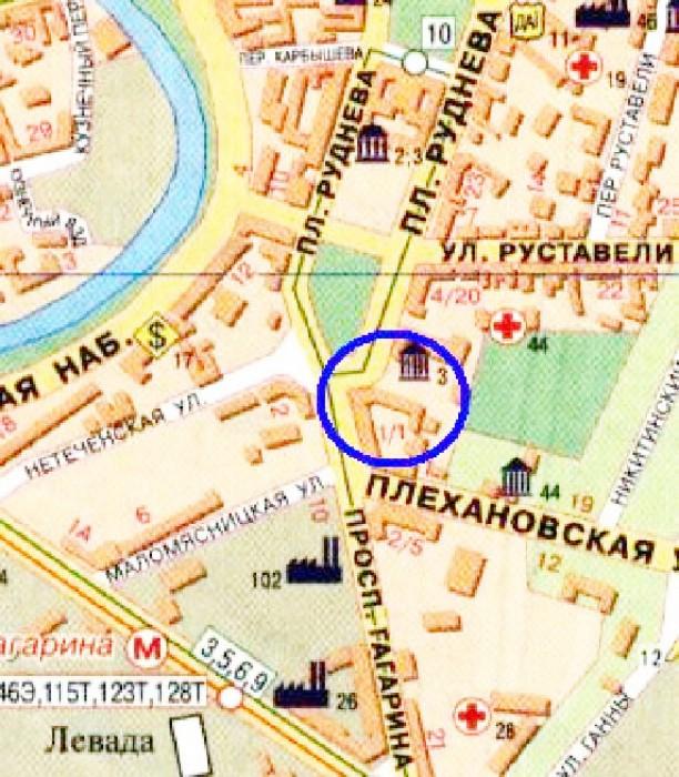 Продажа офисов от собственника! Административное здание по пр. Гагарина, 1 (угол 641448