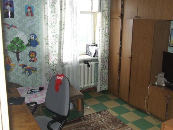 Квартира ухожанная, стояки поменяны. Состояние обычное, советское. Комнаты разде 613705