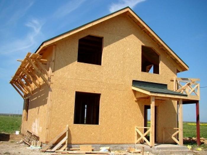 Дом  под ключ 2 эт., 135 кв.м., построен по канадской технологии, на участке 5,4 621618