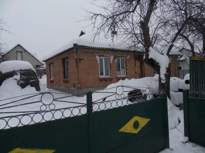 Продается  в  Винницкая обл. г.  Хмельник  ул. Некрасова  72,   дом  из  4х комн 621633