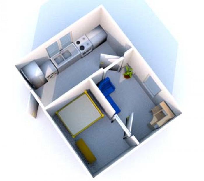 Часть дома, д/к, все коммуникации, автономное отопление, жилое состояние, удобст 621642