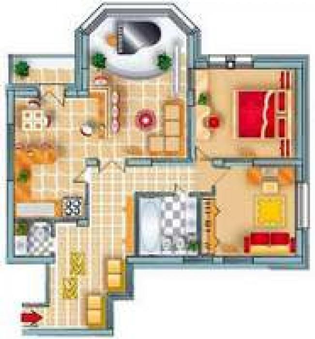 Донецкул. Артема, 3-4 комнатые квартиры в новостройках,автостоянка на 150 машин, 613988