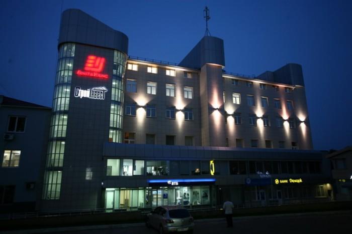 Европлощадь, 306,4 кв.м, 700у.е./кв.м, новый бизнес центр в районе Крытого рынка 641642