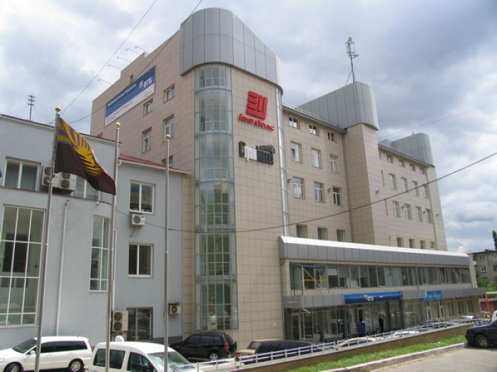 Офисные помещения, 305,6 кв.м, 1100у.е./кв.м, с ремонтом, в элитном бизнес-центр 641646