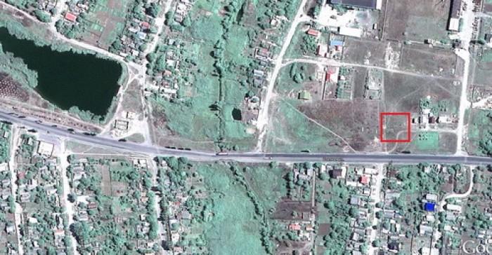 Продается приватизированный участок земли в Корабельном районе (объездная дорога 63980