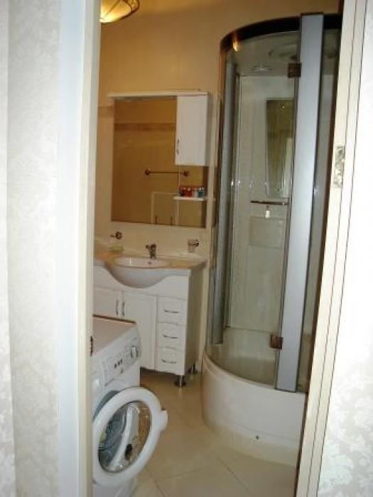 1 санузел; ваная, душ;отопление тец; безопосность.видеонаблюдение;потолки гипсок 614216
