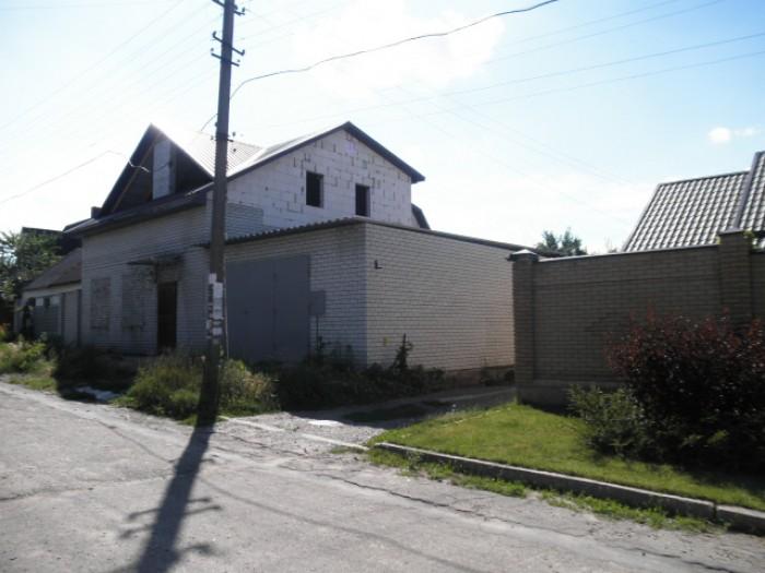 Кирпичный дом с железобетонными перекрытиями. Отличное место. Интересный проект. 621812
