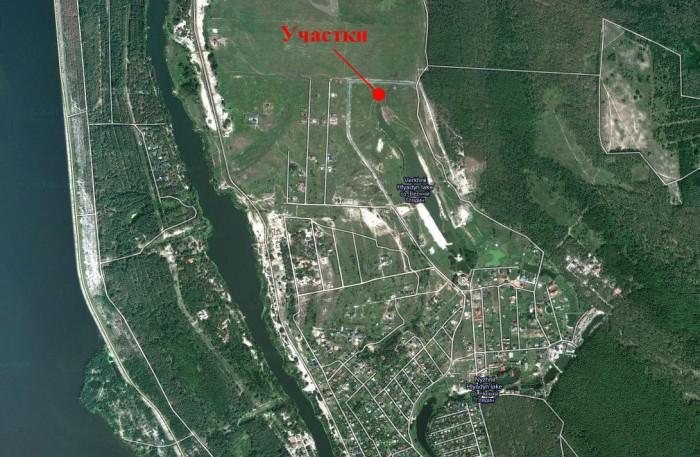 Продам 48 соток (4 участка по 12 соток), с.Хотяновка, СТ Глядин (дача, загородны 631000