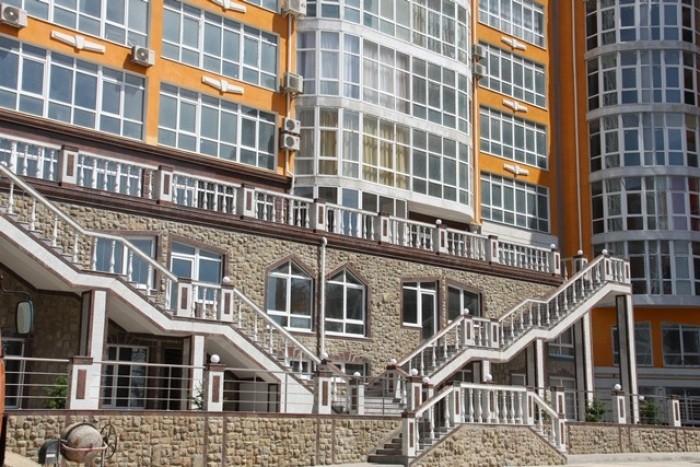 Квартиры в Ялте – ВЫГОДНО! Продажа квартир в крупнейшем  жилом комплексе Ялты. Р 614253