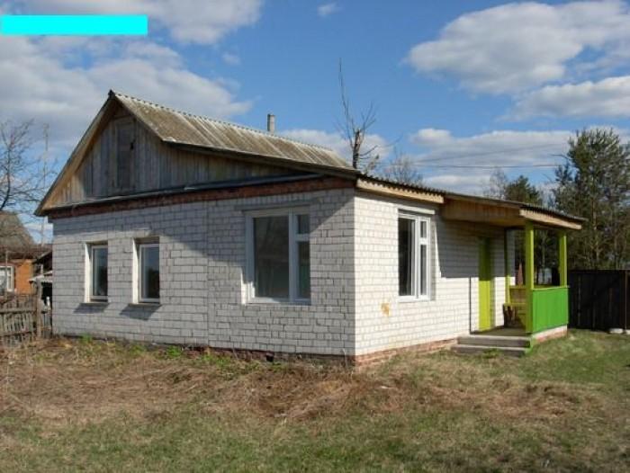 Продам дом в Черниговской обл.у реки Сож(800 м), хороший подъезд. На реке песчан 621823
