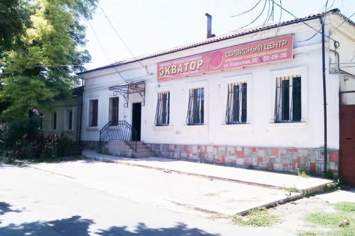 Продажаг.Симферополь2 комнатная квартира под офис на ул.Казанская, 261/1 эт., 40 641766