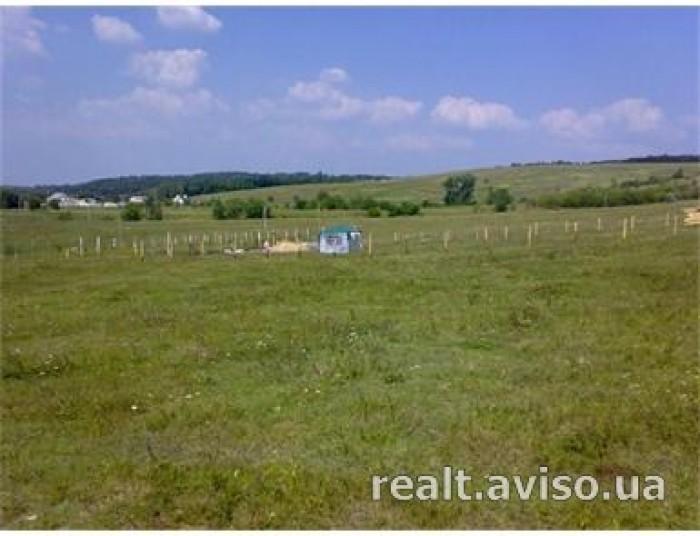 г. Ржищев, участок 30 соток для строительства, огорожен, колодец на участке, оче 631056