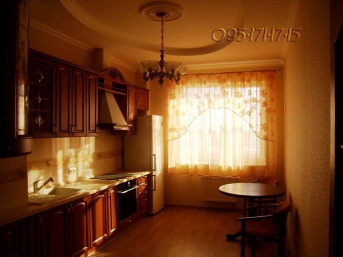 Сдам в аренду элитную квартиру !Общая площадь 106 кв.м , две раздельные комнаты, 614635
