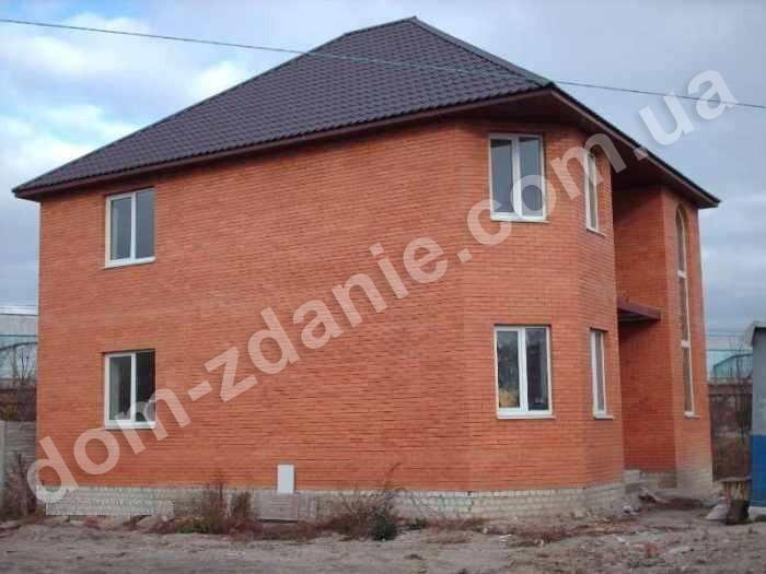 Продам 2-эт. дом 2009 года постройки, общая  S = 622037
