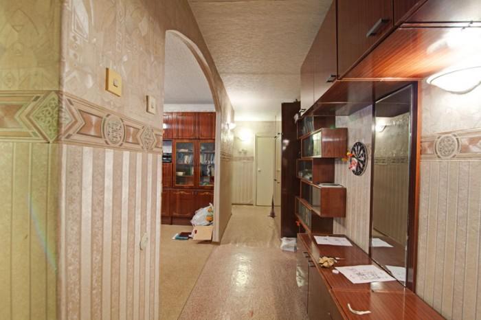 Продам 3-к квартиру на Тополе 2. 1-й этаж 9-ти этажного дома, общая площадь 68,5 614724