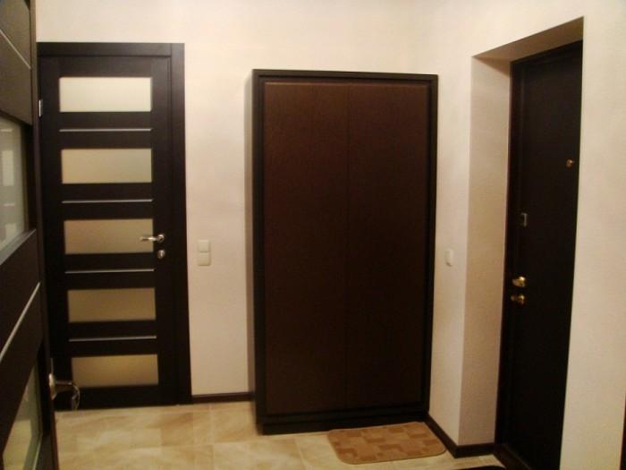 Драгомирова 12, 12 этаж, 50 кв.м. Современный евроремонт, кондиционер, гардеробн 614731
