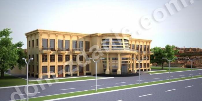 Гостиницу, здание, помещение, клуб, кафе, компле 641877
